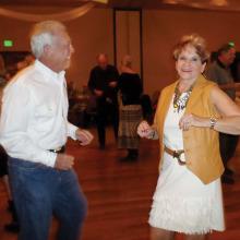 Ruth and Jim Bradley