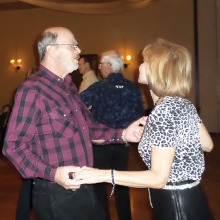 Kathy and Steve Abel