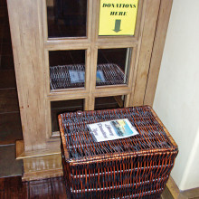 Library Donation Box