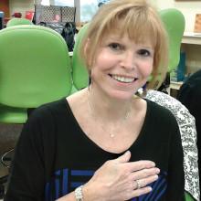 Kathy Abel, Peyote bracelet