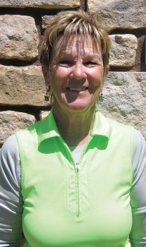 Congratulations to Karen Stensrud who played her best round of golf ever; a 72 here at Quail Creek on May 24!