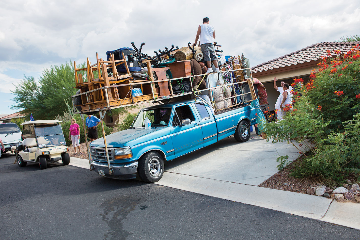 Third Place: Ken Haley - Moving Day