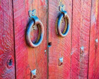 Second Place: Jeff Krueger - Barn Door