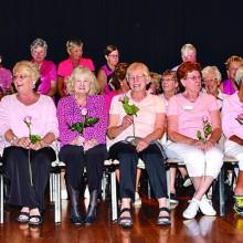 The survivors; photos by Eileen Sykora