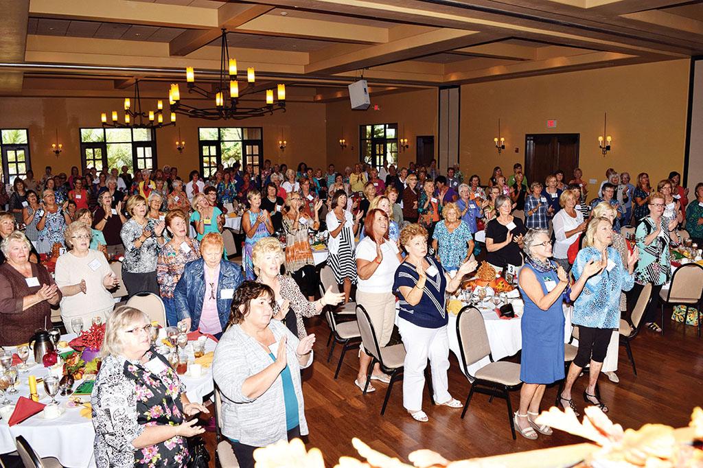 The Membership Appreciation Brunch for The Women of Quail Creek