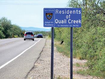 Old Nogales Highway