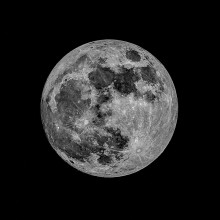 First Place Jon Williams - October Full Moon