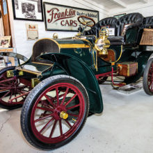Jeff Krueger: Early Franklin Touring Automobile