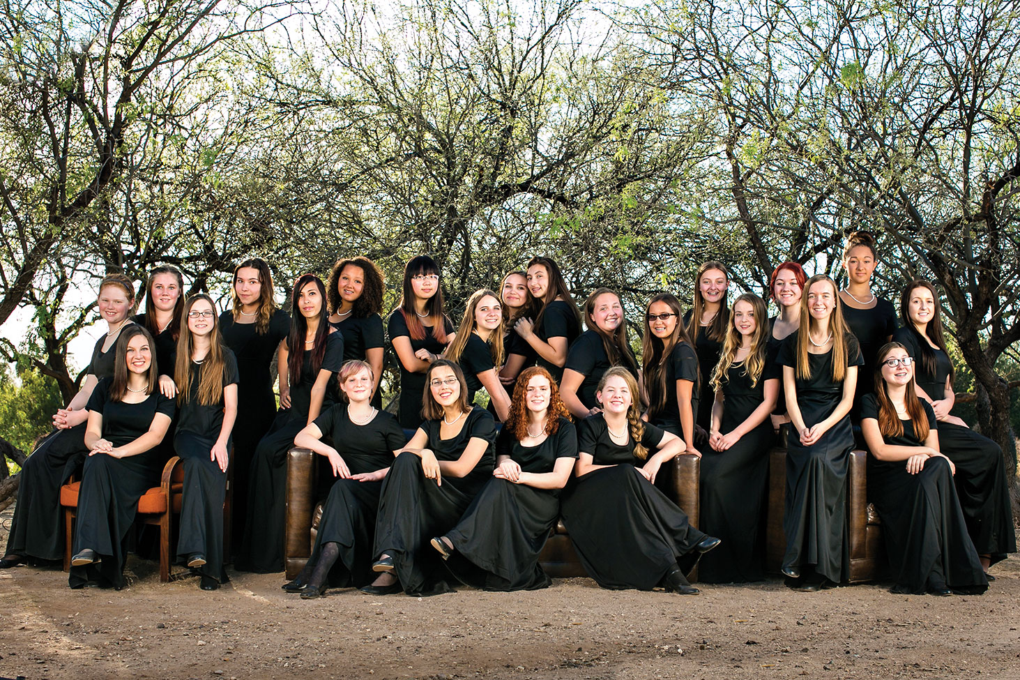 Used with permission of the Tucson Girls Chorus.