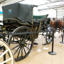 Patricia Thoresen: Maximilian and Carlotta coronation Landau carriage