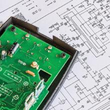 First Place: Jim Burstrand – Circuits