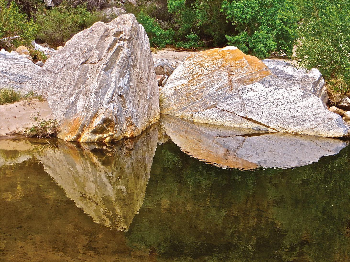 Second Place: Steve Piepmeier - Sabino Creek Gneiss