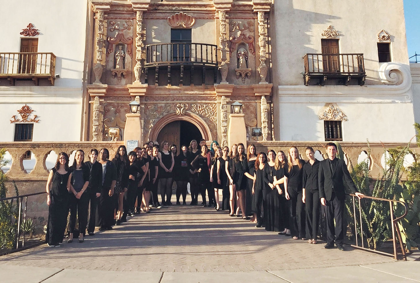 The Walden Grove Women's Chorale; photo courtesy of SUSD.