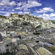 First Place: Jon Williams - The Ancient Italian City of Matera