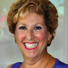 Joyce Finkelstein, Program Manager for the Green Valley/Sahuarita Volunteer Clearinghouse
