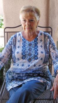 Mary Kidnocker, Arid Garden Coordinator with Green Valley Gardeners