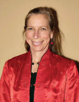 Diane Foray, Tucson Museum of Art Docent and presenter on The Color Red