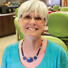 Cindy Hogg's Basic Bead Stringing necklace and earrings