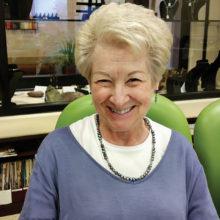 Kaye Siblik's Basic Bead Stringing necklace and earrings