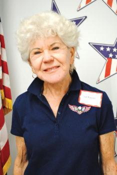 Korean War veteran Jan Haeger; photo courtesy of Southern Arizona Honor Flight