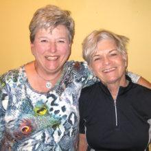 Jan Ranney and Judi White