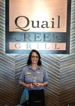 Regina Harman, Lead Server/Supervisor