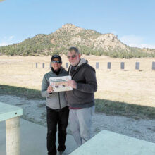 Steve and Barbara Ware participated in the Air Rifle Benchrest National Championship at the NRA Whittington Center in Raton, NM.