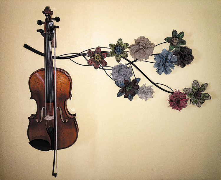 Tied for 3rd place: Musical Bouquet