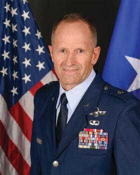 Brigadier General Jeffrey L. Butler