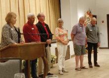 Quail Creek Republican Club's 2021 board